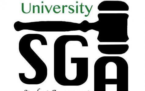 NEWS BRIEF: SGA representative spots filled