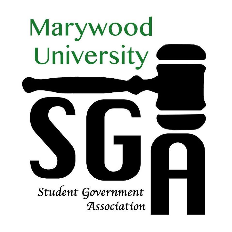Photo courtesy of Marywood SGA Facebook page
