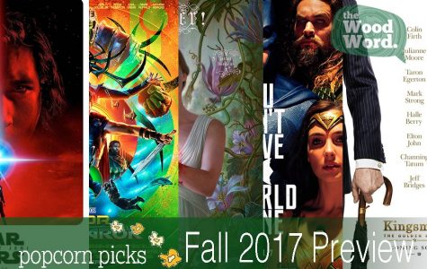 Popcorn Picks Review: Fall Preview