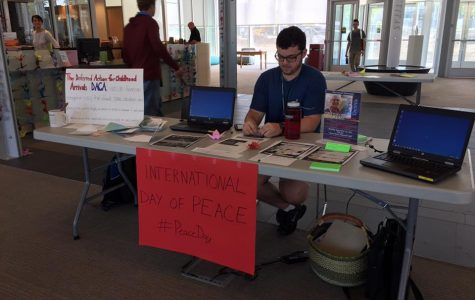 International Day of Peace recognized on Marywood's campus