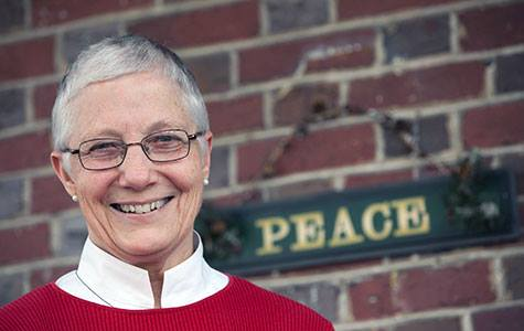 Marie Dennis will speak at Marywood on Sept. 25. Photo credit to Marywood Marketing & Communications