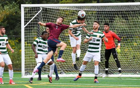 Men's soccer hopes to get back to the playoffs. Photos courtesy of Marywood Athletics.