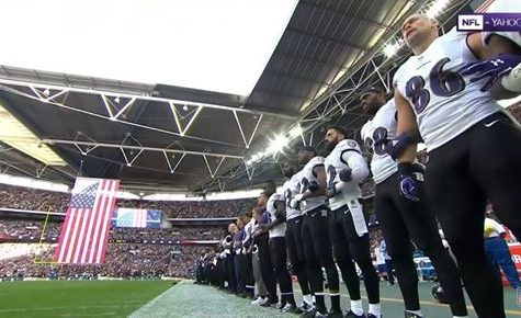 COMMENTARY: NFL players have a constitutional right to protest the national anthem