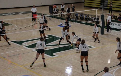 PACERS SPORTS REPORT: Volleyball wins three of four matches; men's soccer rallies to victory over Cairn