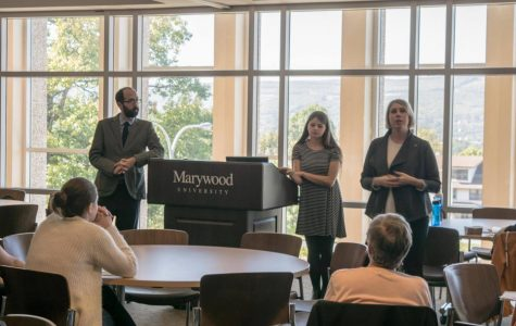Marywood professors discuss media literacy