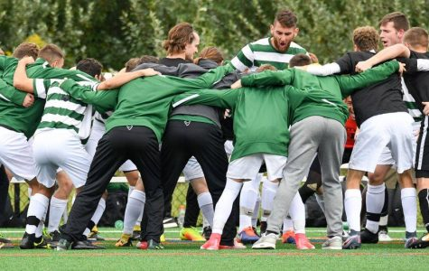 SPORTS BRIEF: Men's soccer falls to Neumann in CSAC finale