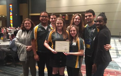 NEWS BRIEF: Marywood SAC receives 'Excellence in Programming' award