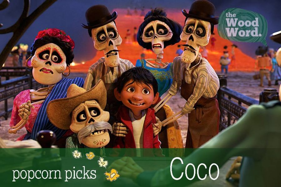 Popcorn+Picks+Review%3A+%E2%80%9CCoco%E2%80%9D+joins+the+ranks+of+Pixar%E2%80%99s+best