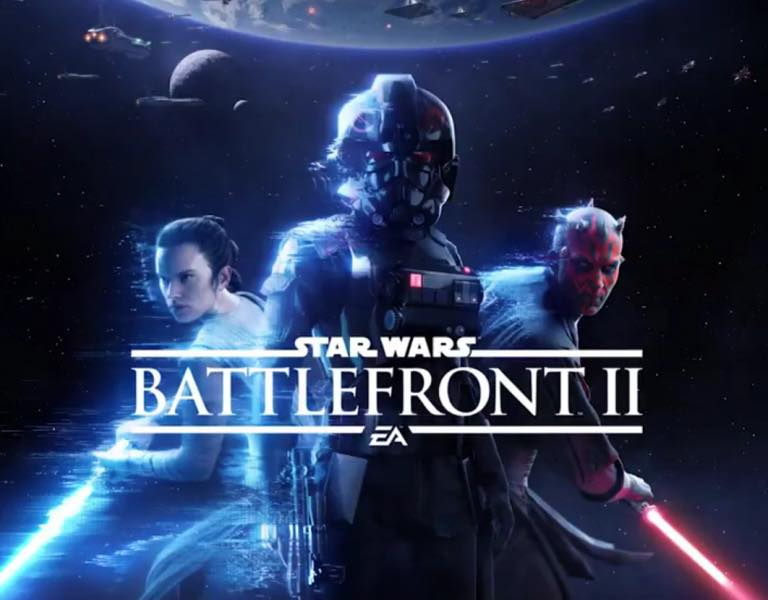 EA Announces Battlefront II Additions for The Last Jedi, New Credit Changes