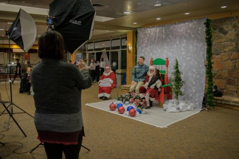 Breakfast with Santa brings Christmas to Marywood community