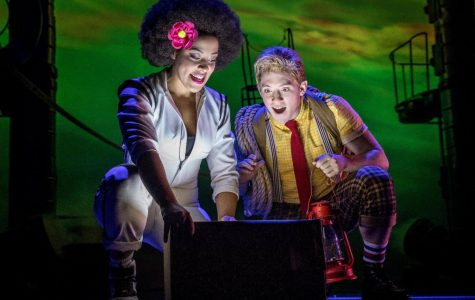 Broadway Review: 'Spongebob Squarepants' rides the wave to Times Square