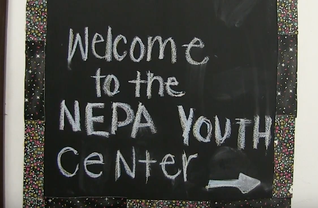 NEPA Youth Center helps teenagers in downtown Scranton