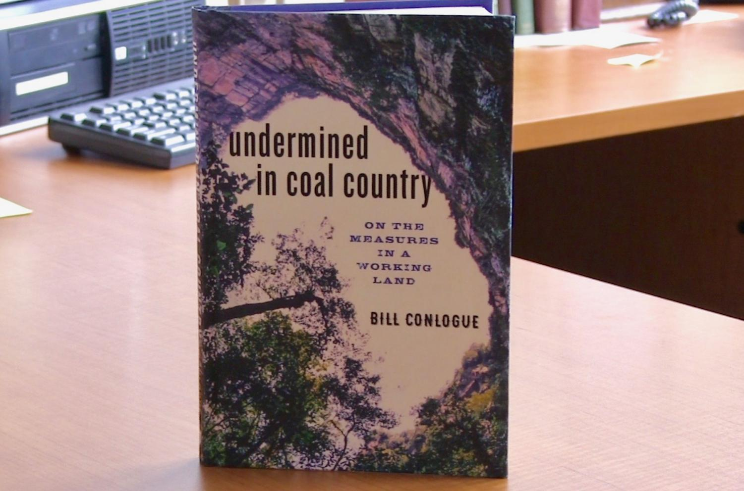 English professor writes book on coal mining's impact at Marywood