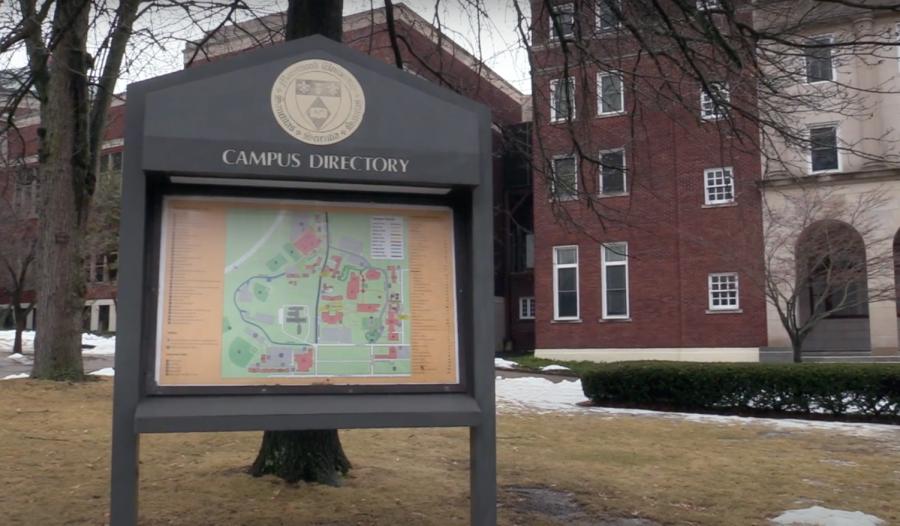 SGA revamps campus signs