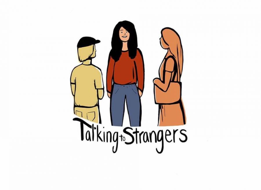 Talking to Strangers: Please Hire Me