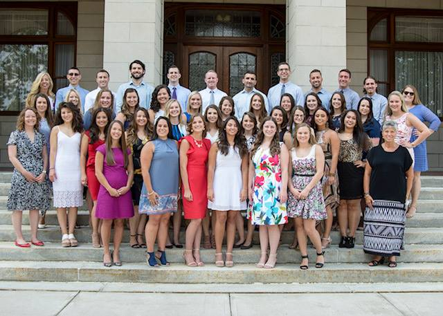 The+2017+Physician+Assistant+graduates.+Credit+to+Marywood+Marketing+and+Communications.