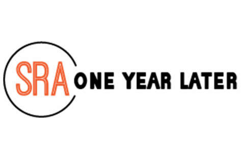 SRA One Year Later: Entities requiring further study