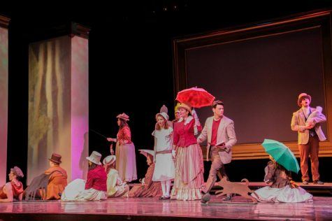 Marywood music, theatre and dance department presents 'Sunday in the Park with George'