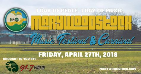 MaryWoodstock Music Festival plans to celebrate local music