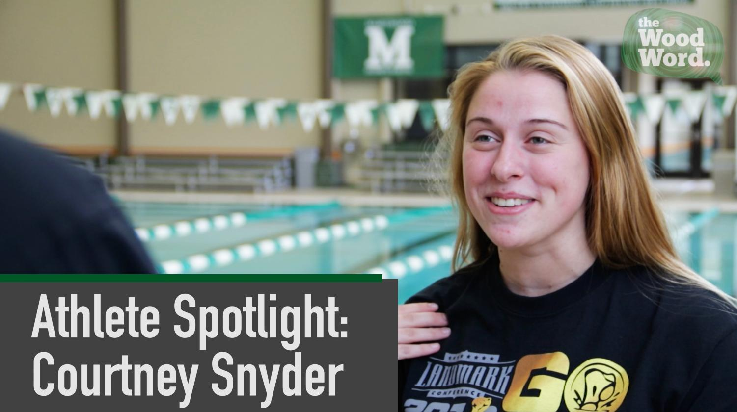 Athlete Spotlight: Courtney Snyder