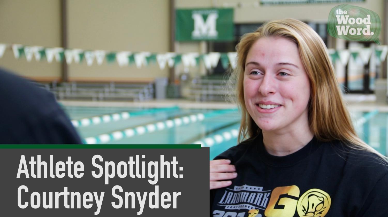 Athlete Spotlight: Courtney Snyder