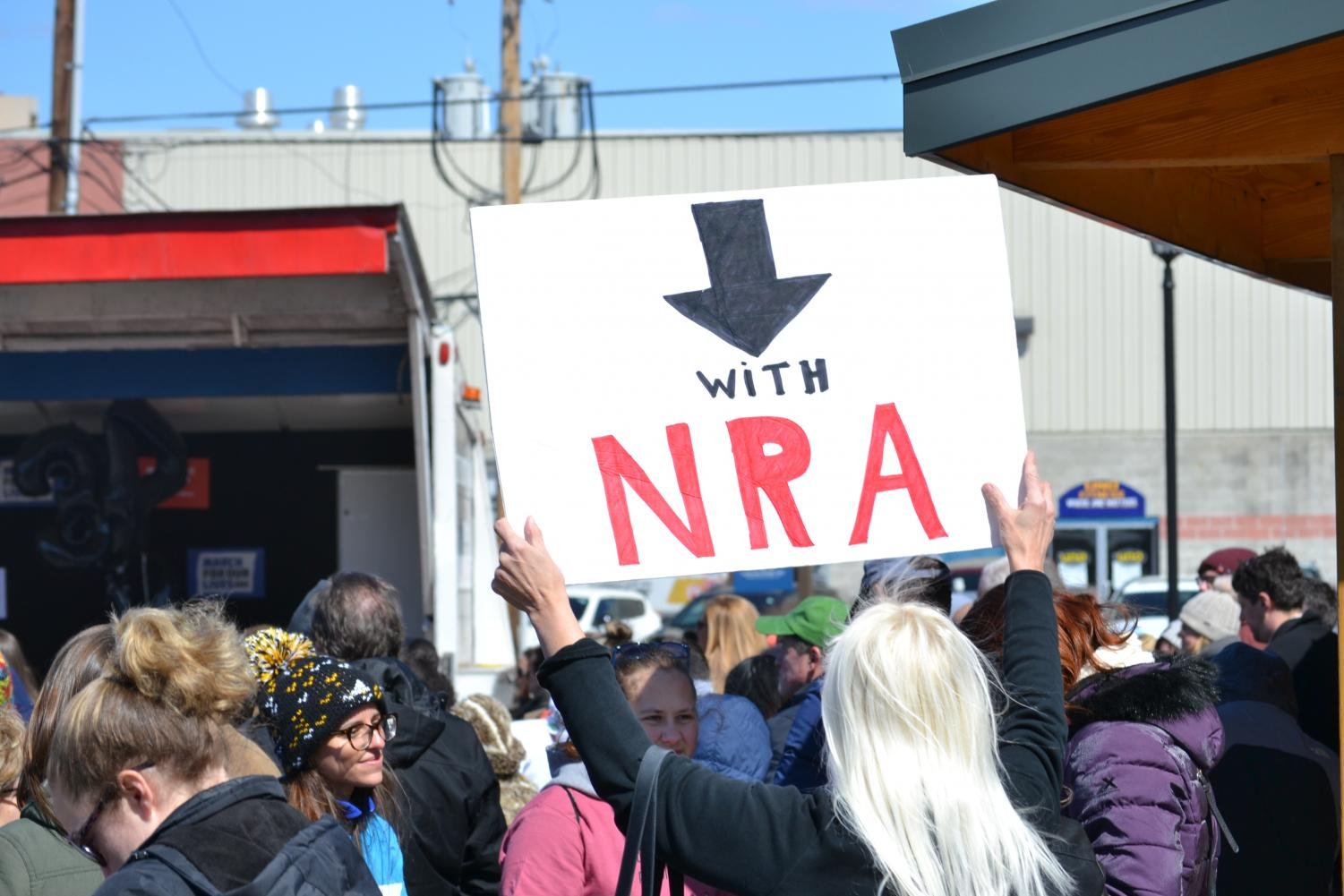 OPINION: The NRA is a foreign-funded propaganda machine