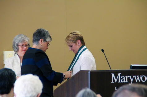 NEWS BRIEF: Marywood faculty and staff celebrated for years of service