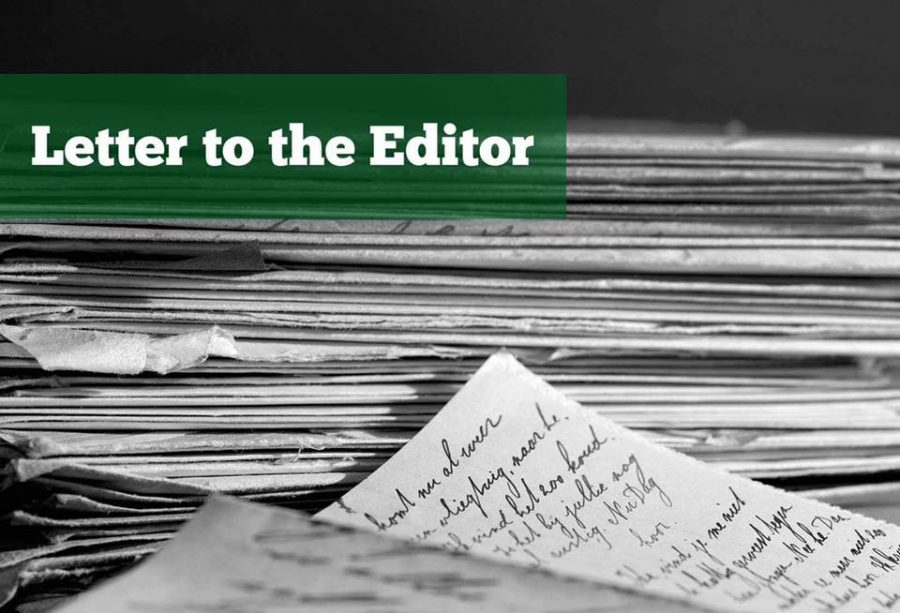 Letter to the Editor: An inappropriate time and place