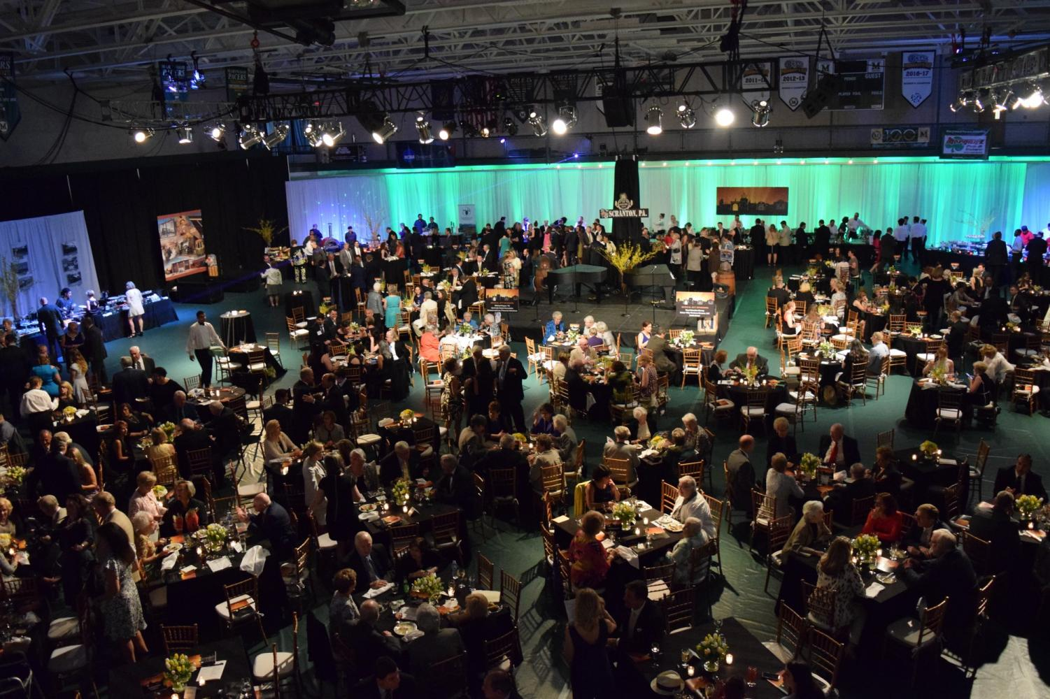 Marywood holds fifth annual Community Leadership Celebration; raises most money in event history