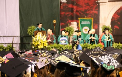 Marywood celebrates 100th commencement ceremony