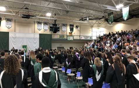 Marywood holds hooding and honors ceremony for class of 2018