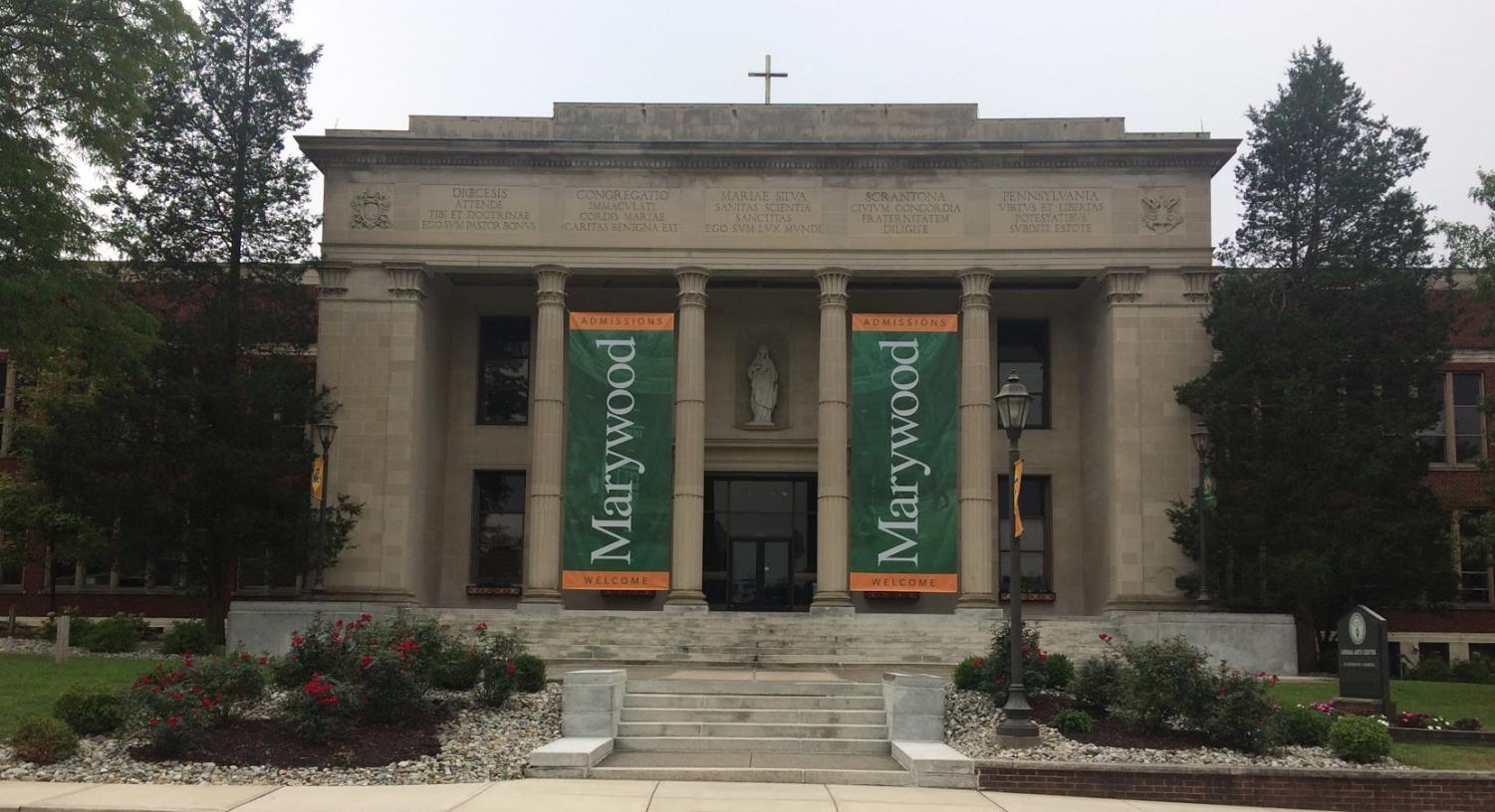 Marywood ranked in several categories, including best value, best college for veterans and best regional university. Photo credit: Briana Ryan