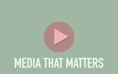 Media that Matters Returns Promo