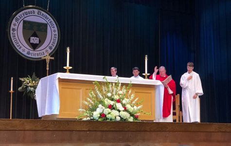 Community celebrates Marywood's 104th Opening Liturgy