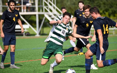 Men's soccer is looking to finish the season strong