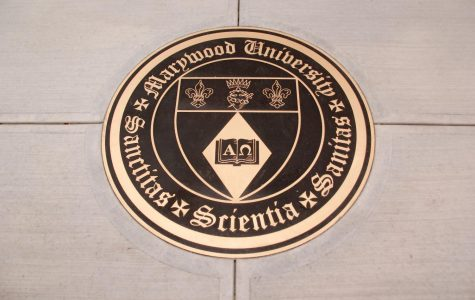 NEWS BRIEF: Marywood unveils university seal under Memorial Arch