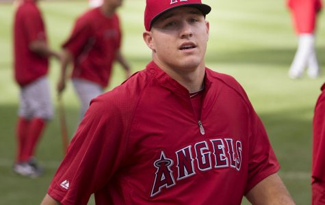 Angels superstar Mike Trout signs the richest deal in pro sports history