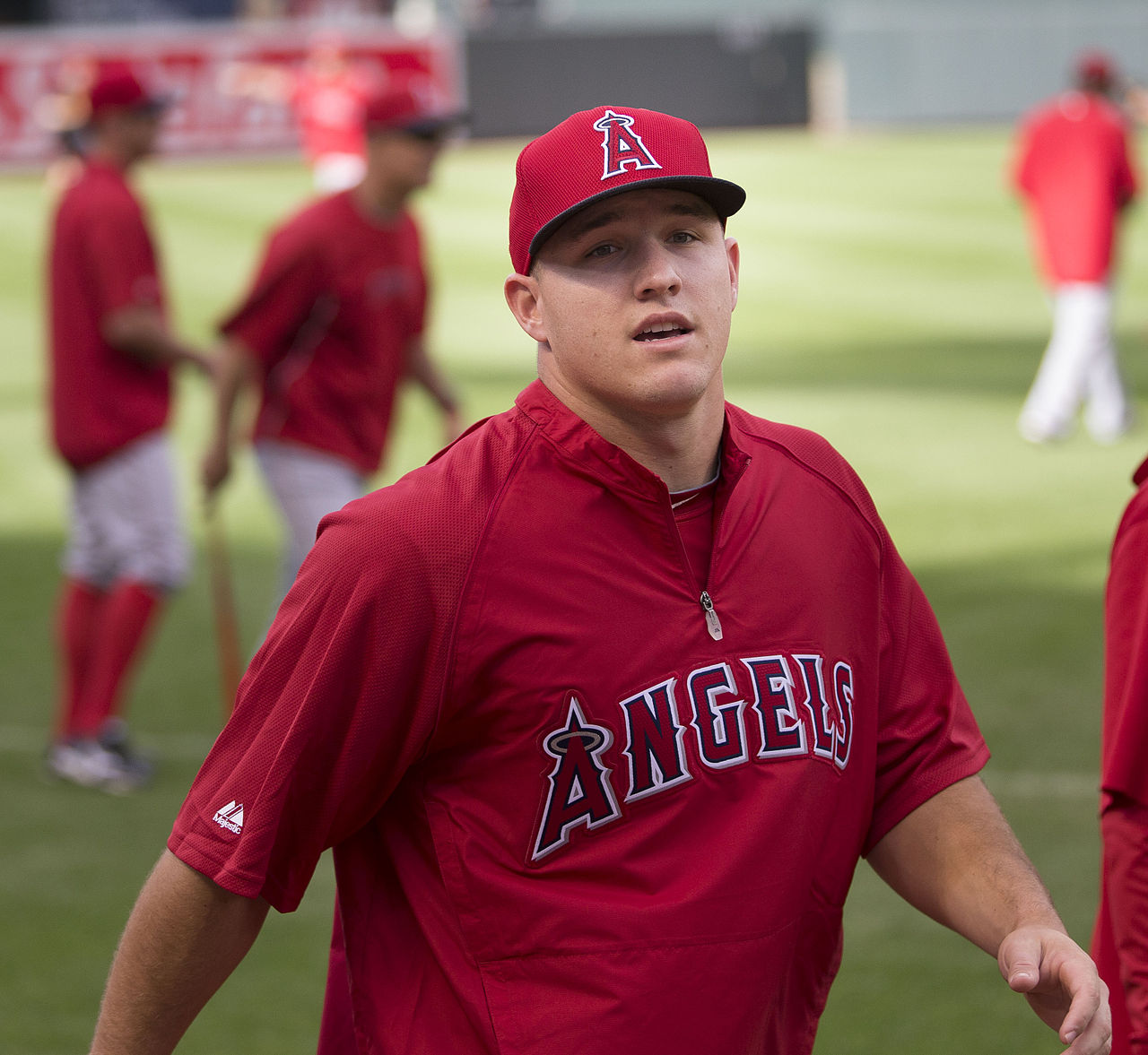 Angels Superstar Mike Trout Signs The Richest Deal In Pro Sports