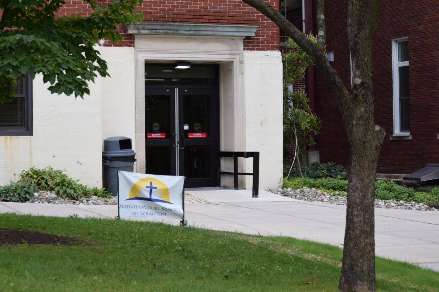 The right-wing on the first floor of the Liberal Arts Center will have four classrooms and an administrative office. The former