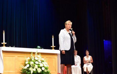 Marywood kicks off school year with Opening Liturgy