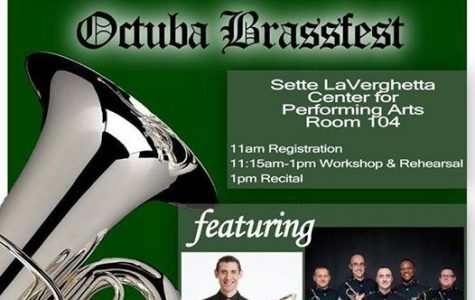 Octuba Brass Festival to demonstrate different musical techniques and exercises