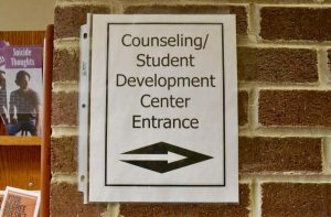 Counseling Center working to spread awareness of mental health on campus