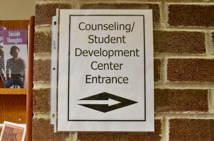"""""""No one is immune to suicidal concerns,"""" said Director of the Counseling and Student Development Center Dr. Robert Shaw. Photo credit: Stephanie Leone"""