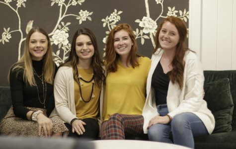 Interior architecture students design their future at High Point Market