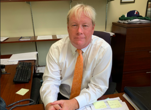 Who's Who on Campus: Meet Director of Athletics and Recreation Patrick Murphy