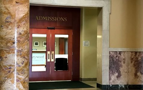 Office of Admissions undergoes restructuring