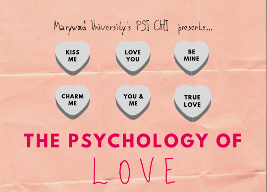 Marywood faculty discuss the psychology of love in special Valentines Day event