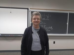 Sister Spotlight: Sr. Rose has been making students laugh for 31 years
