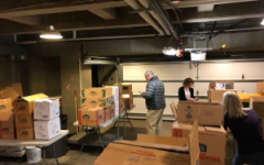Marywood donates supplies to local medical facilities
