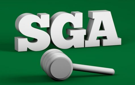 SGA holds election for executive cabinet